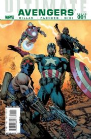 Ultimate Comics Avengers #1 Mark Millar (2009) Marvel comic book
